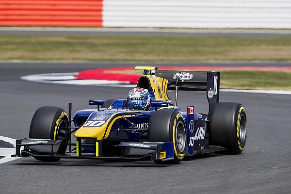 FIA F2 Reporte de la carrera Latifi se lleva la victoria en la segunda carrera de la F2; Canamasas, cuarto