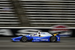 IndyCar Practice report Texas IndyCar: Dixon fastest in opening practice