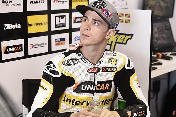 Danny Kent ersetzt Marcel Schrötter beim Moto2-Rennen in Österreich