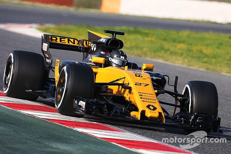 La FIA force Renault à modifier son aileron arrière