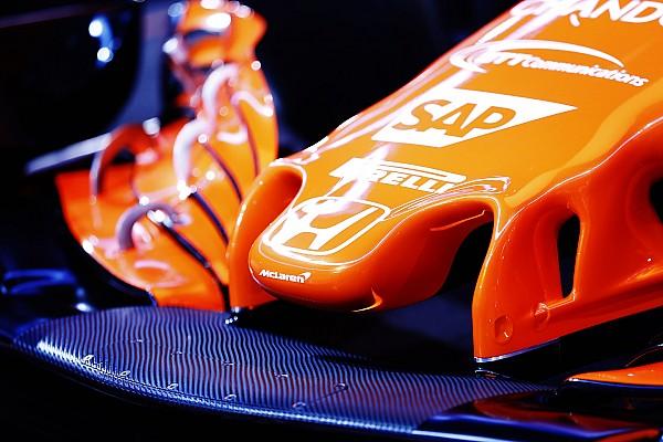 Formula 1 Top List F1 2017 vs 2016: Compare new F1 McLaren MCL32 to MP4-31