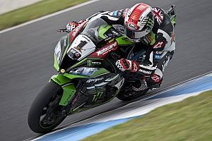 World Superbike Race report Phillip Island WSBK: Rea wins Race 1 by 0.04s