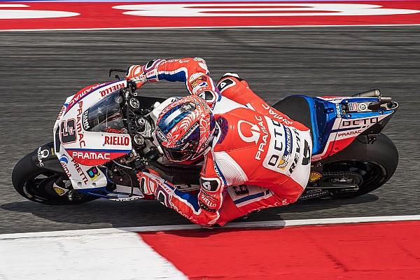 MotoGP Ultime notizie Innovazione MotoGP: la Ducati sta studiando la telemetria sui piloti!