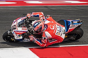 MotoGP Actualités Ducati étudie le développement d'une télémétrie du pilote