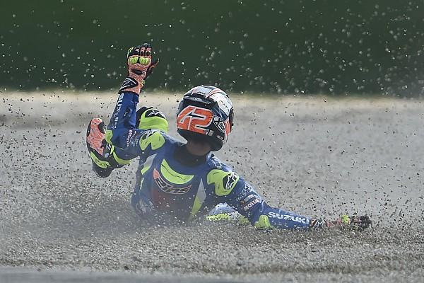 MotoGP 140 Stürze in Misano: Neuer Crash-Rekord in der Motorrad-WM