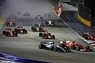 Formule 1 Grand Prix de Singapour : ce qu'ont dit les pilotes