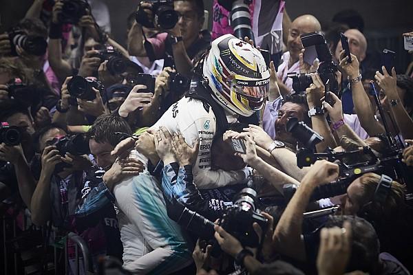 Formula 1 Son dakika Hamilton'dan 'Vettel senden daha iyi' diyen taraftara cevap