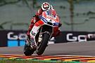MotoGP Lorenzo első éve eddig csúnya bukás a Ducatinál