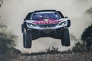 Dakar Top List VIDEO: Peugeot prueba su Maxi 3008DKR