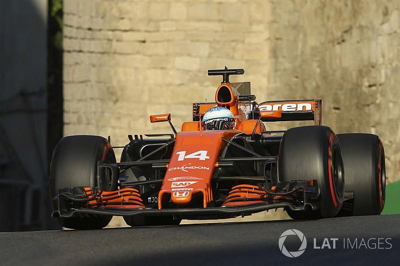 【F1】今季初得点のマクラーレン「別に騒ぎ立てるようなことではない」