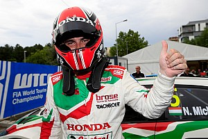 WTCC Nieuws Michelisz heeft vertrouwen in titelrace na succes in Portugal