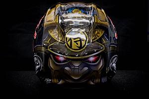 Inspirado en el samurai, Pedrosa revela casco para GP de Japón