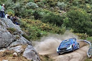 WRC Résumé de spéciale ES5 à 7 - Tänak évite les embûches et prend la tête