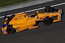 ألونسو يرغب باعتماد اللون البرتقالي على سيارة مكلارين لموسم 2018