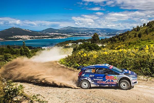 WRC Actualités Débuts imminents sur une WRC 2017 pour Suninen