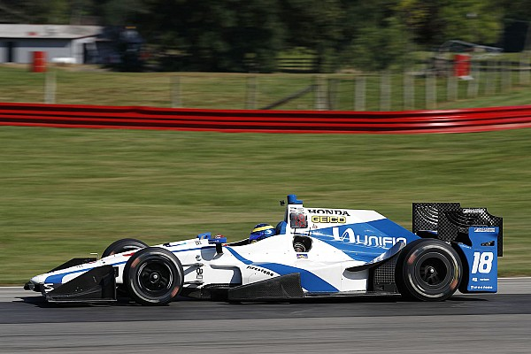 IndyCar-Comeback nach Unfall: Sebastien Bourdais fährt wieder