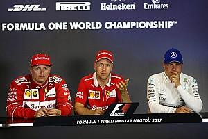 Formula 1 Press conference Hungarian GP: Post-race press conference
