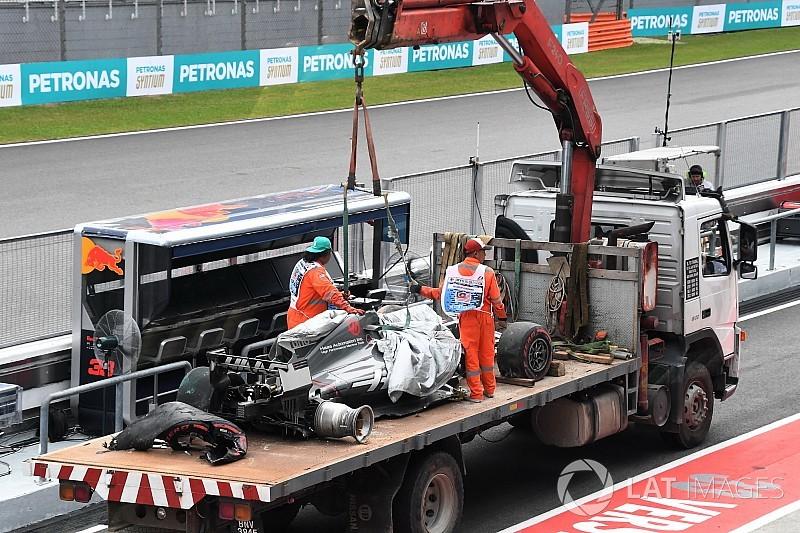 Haas quer indenização de Sepang por acidente de Grosjean