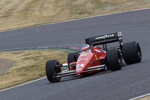 Гоночный фестиваль в Японии: Алези и Накаджима вновь сели за руль Ф1