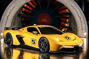 Automotive Noticias de última hora Fittipaldi EF7 Vision Gran Turismo, un juguete para circuito de 600 CV