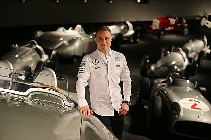Formula 1 Interview: Bottas ready for