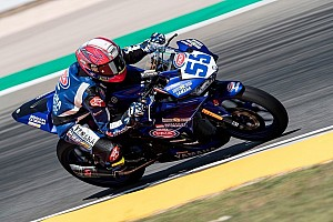 World Superbike Qualifying report WorldSSP300 Portugal: Galang Hendra tempati start ke-10