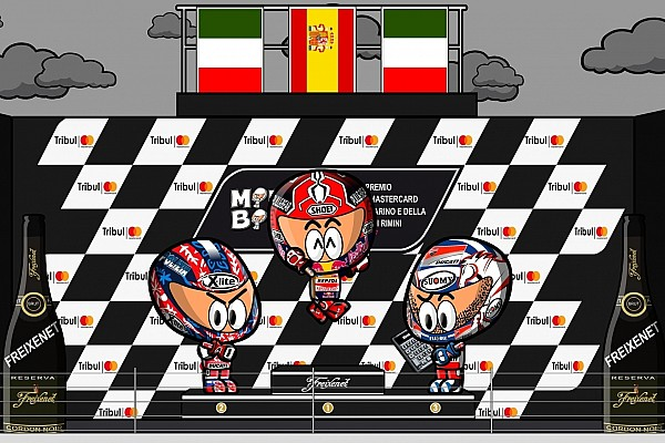 MotoGP Vídeo: el GP de San Marino 2017 de MotoGP, por MiniBikers