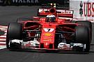 Formule 1 Qualifs - Un Räikkönen royal en Principauté!