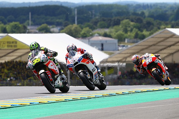 MotoGP Breaking news Crutchlow: Pedrosa would have crashed had I hit him