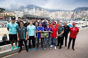 Formula E Breaking news Formula E drivers set up charity kart race for Monger
