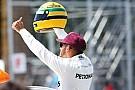 Fórmula 1 Bruno Senna revela alegria da família com feito de Hamilton