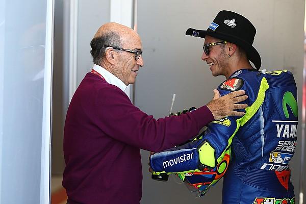 MotoGP-Chef: Team von Valentino Rossi erhält Startplatzgarantie