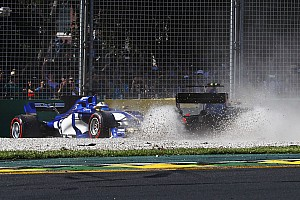 Formula 1 Breaking news Sauber can't understand why Magnussen wasn't penalised