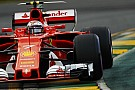 Raikkonen blames understeer for poor Australian GP showing