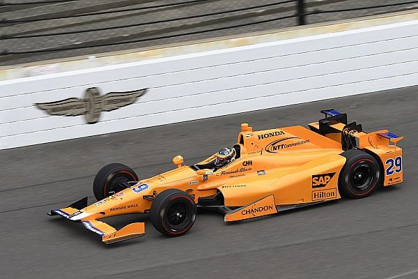 Alonso über IndyCar-Test: