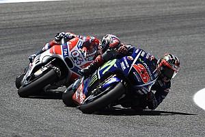 MotoGP Test Test Jerez: Vinales si consola con il miglior tempo, Rossi è solo 21esimo