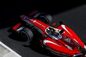 FIA F2 Actualités En pole, Leclerc fait un pas vers le titre