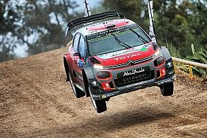 WRC BRÉKING WRC: három győztes három futamon, Mexikóban Meeke-n volt a sor