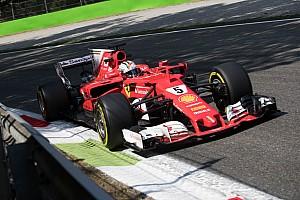 Formel 1 Reaktion Ferrari & Vettel bei F1-Heimspiel in Monza chancenlos: