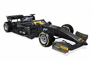 FIA F2 Noticias de última hora Fórmula 2 tiene nuevo monoplaza para 2018 con Halo