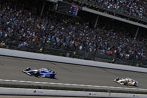IndyCar Breaking news Castroneves
