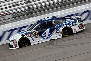 NASCAR Cup Qualifying report Rain washes out Sprint Cup qualifying: Harvick on pole