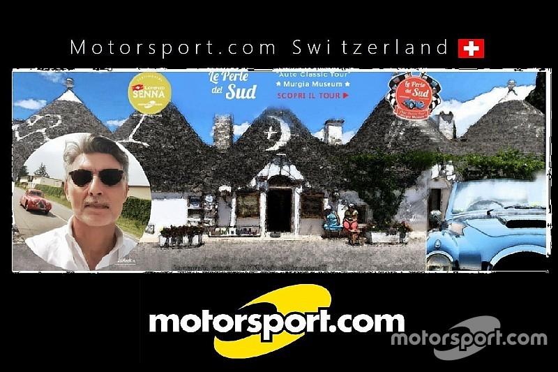 Lorenzo Senna sera le porte-parole de l'évènement