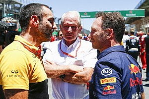 Formule 1 Actualités Sainz : Abiteboul et Marko sont