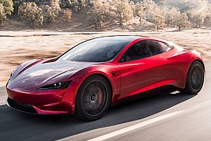 Automotive Breaking news New Tesla Roadster debuts as the quickest production car ever
