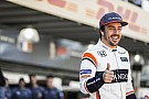 WEC Alonso confirmé au volant de la Toyota LMP1 pour les Rookie Tests