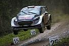 Die WRC auf dem Weg nach Chile