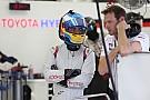 WEC 阿隆索首次测试2018年丰田LMP1赛车