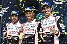 WEC WEC斯帕6小时:阿隆索代表丰田首秀夺冠,耀莱成龙DC车队领跑LMP2积分榜