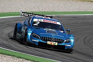 DTM Breaking news Mercedes form makes DTM exit frustrating - Paffett